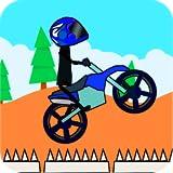 Doodle Stick Bike Racing 2 (a BMX stickman stunt game)
