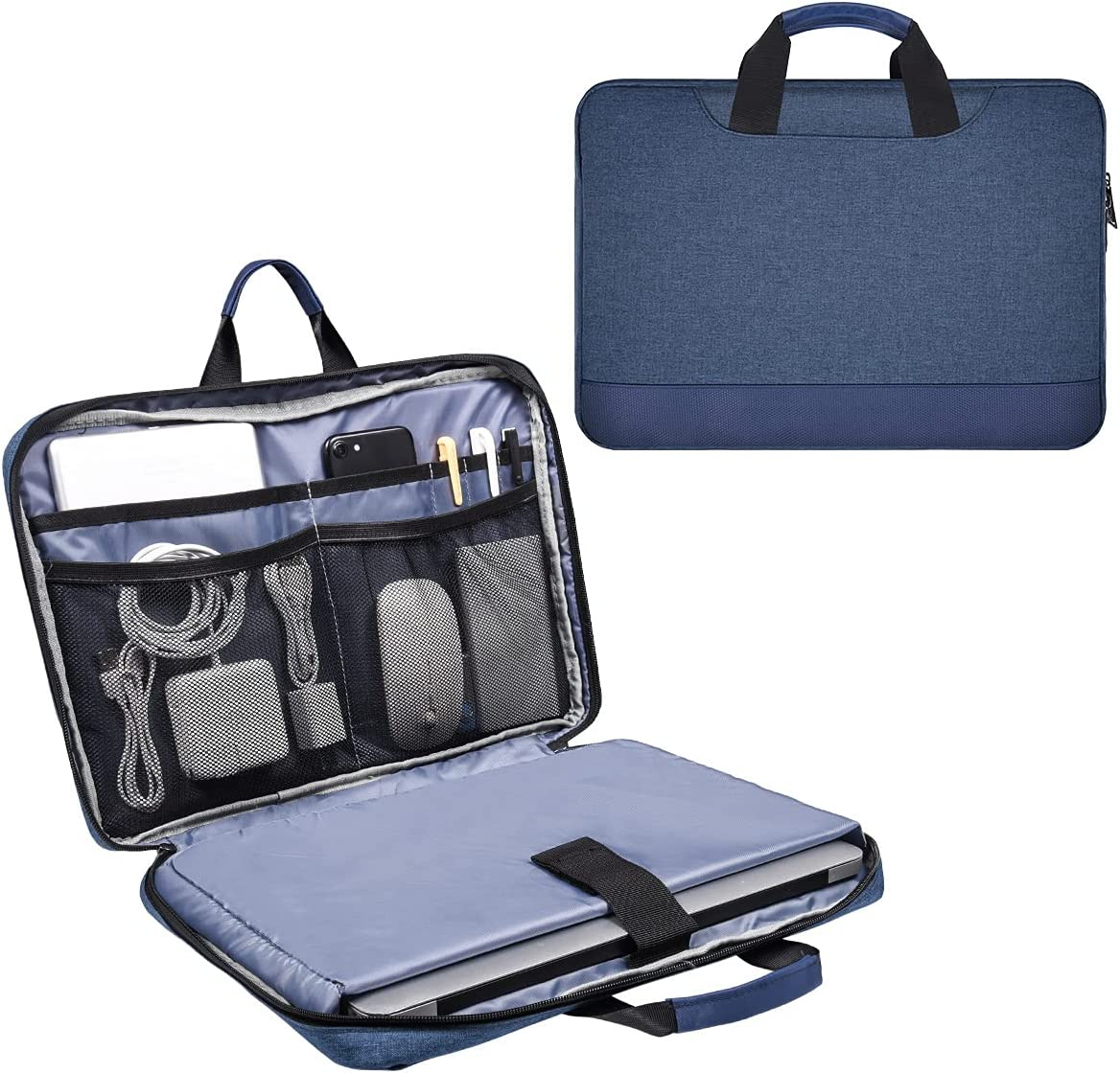 Price reduction Opening large release sale 15.6 Inch Waterproof Laptop Sleeve with Bag Women Men Briefcase