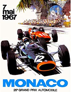 vintage grand prix posters