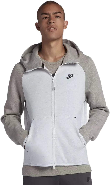 Nike Mens TECH Fleece Hoodie Full Zip 928483
