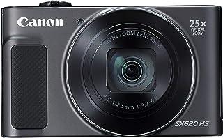 Canon Power Shot SX620 HS - 20.2 MP Digital Camera, Black