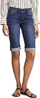 HUDSON Women's Amelia Cuffed Knee Shorts