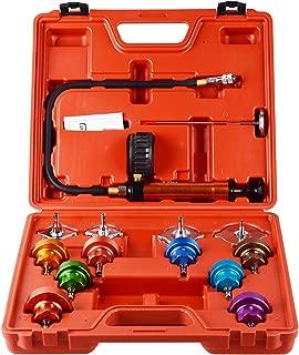 DA YUAN 14 pcs Automotive Cooling System Radiator Pressure Tester Kit