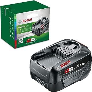 Bosch batteripaket PBA 18V 4.0 Ah W-C (18 volt system, 4.0Ah batteri, i kartong)