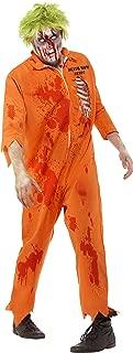 Men's Zombie Death Row Inmate Costume