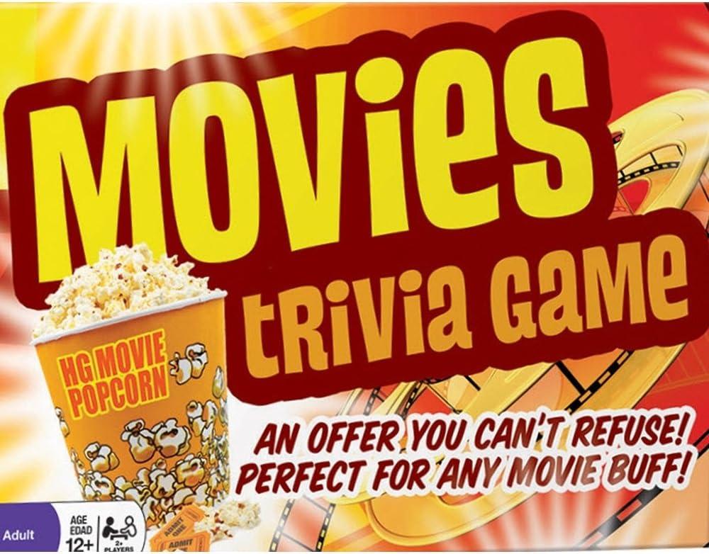 22. Fun Cinema/Movie Trivia Game