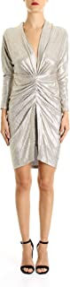 IRO Luxury Fashion Womens 19WWM33CILTYORO Silver Dress | Fall Winter 19