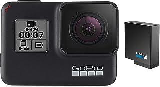 GoPro HERO7 Negro + Batería extra – Empaque de comercio e