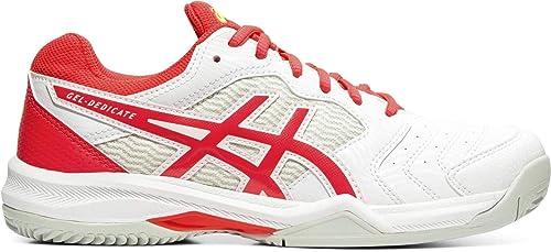 ASICS Gel-Dedicate 6 Clay, Hausschuhe de Tenis para damen