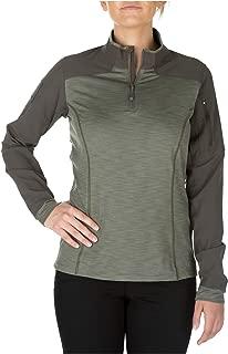 5.11 Women's Rapid Half Zip Sweatshirt