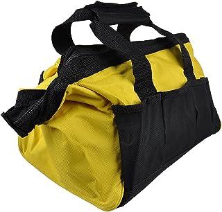 Tool Bag Organiser 1 قطع أكياس الأدوات الصفراء والأسود، المحمولة مع حقيبة التخزين مقبض، الرجال أداة حمل، حقيبة أداة قدرة ق...