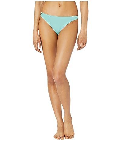 Roxy Solid Beach Classics Fashion Full Bikini Bottoms (Canton) Women