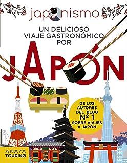 Japonismo. Un delicioso viaje gastronómico por Japón (Guí