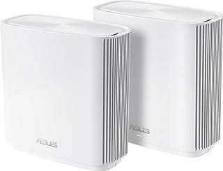 ASUS ZenWifi CT8 - Sistema Wi-Fi Mesh Tri-Banda AC3000, Pack de 2 (Cobertura de más de 500m2, AiProtection con TrendMicro,...
