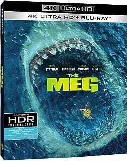 The Meg | 4K Ultra HD + Blu-ray