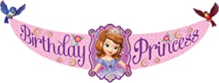 Sofia the First Cardboard Birthday Banner (6ft)