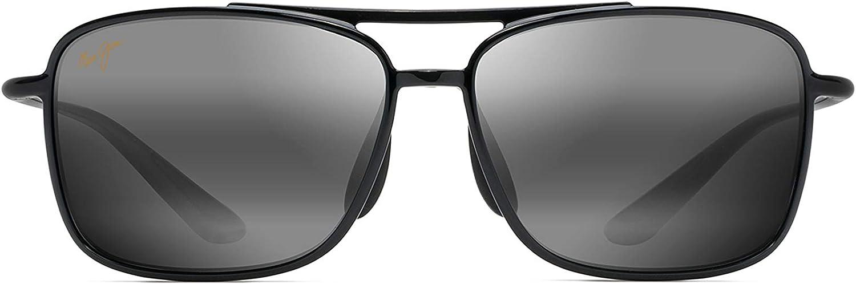 Maui Jim Kaupo Gap W/Patented Polarizedplus2 Lenses Aviator Sunglasses