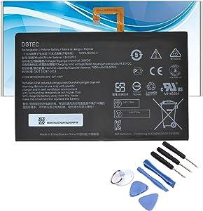 DGTEC L14D2P31 Replacement Laptop Battery for Lenovo Tab 2 A10-70F A10-70 2 A10-70F A10-70L TB2-X30 TB2-X30M 1ICP3/84/96-2 (3.8V 7000mAh/26.60Wh)