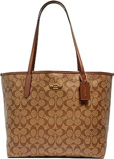 COACH Damen-Einkaufstasche aus Segeltuch