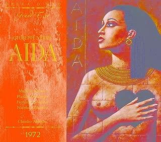 OPD 7002 Verdi-Aida: Italian-English Libretto (Opera d'Oro Grand Tier)