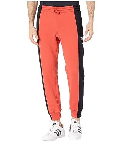adidas Originals VCL Sweatpants (Glory Amber/Black) Men