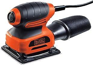 Black & Decker Sheet Sander (Orange and Black)
