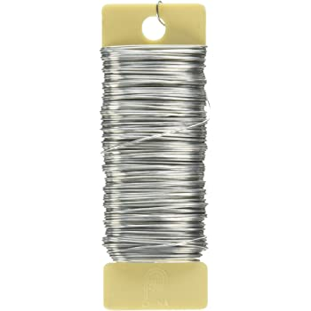 Paddle Wire 22 Gauge 4oz, Bright
