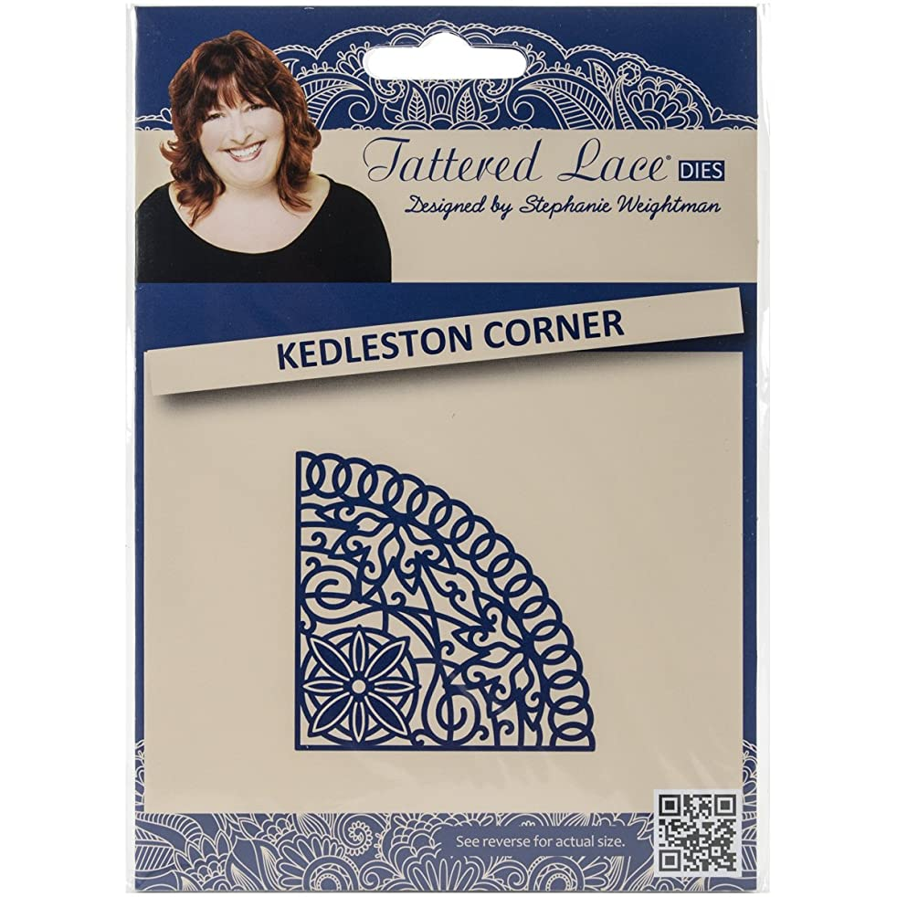 Create and Craft Kedleston Corner Tattered Lace Metal Die