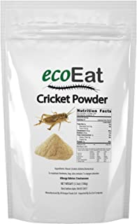 ecoEat Cricket Flour Protein - 100g