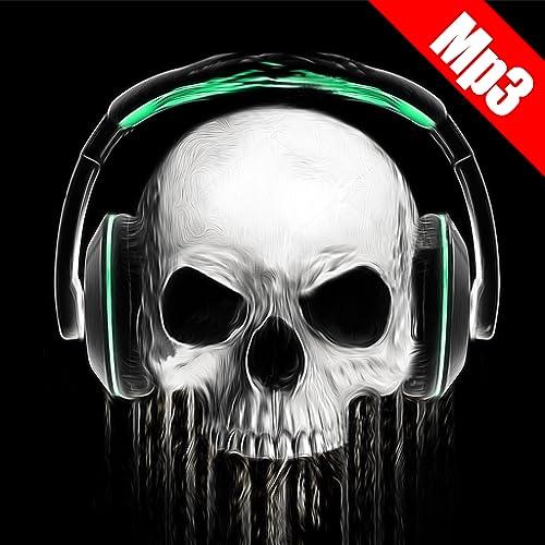 Skull Mp3 Music Player