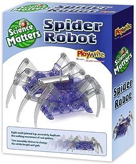 Araña Robot Kit de Ciencia, Build It y jugar con él