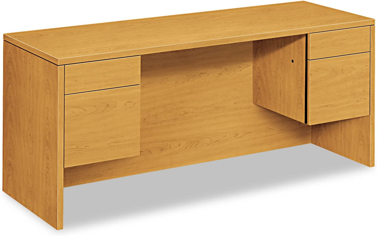 HON 10565CC 10500 Series Kneespace Popular overseas Pede Fashionable 4-Height 3 Credenza with