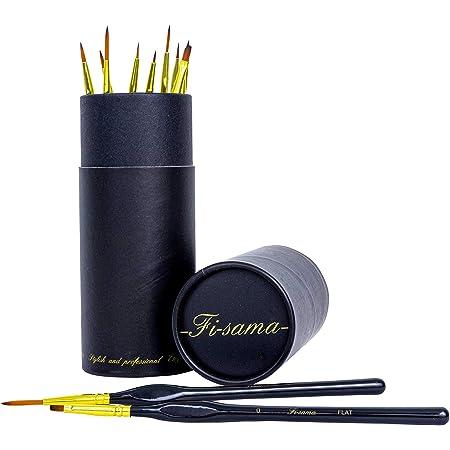 L/_shop Pinceau Peinture Crayons bo/îte de Rangement Stylo Aquarelle conteneur Dessin Outils Bin