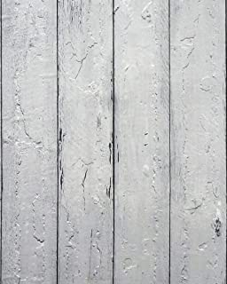 16.4'x1.47' Wood Wallpaper Peeling Paint Gray Wood Wallpaper Self Adhesive Wallpaper Removable Wallpaper Stick and Peel Wood Plank Wallpaper Wood Look Wallpaper Vinyl Stick on Wall Paper Roll