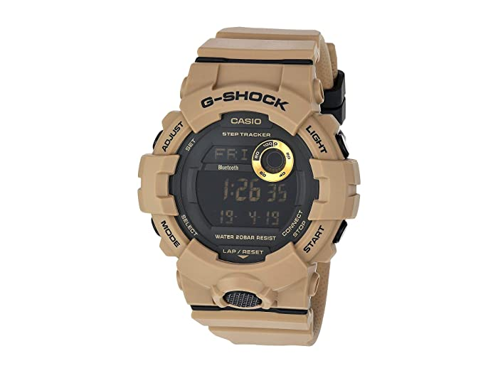 G-Shock  GBD800UC-5 (Brown) Watches