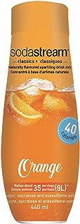 sodastream Orange Syrup, 14.8 fl. oz.