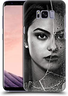 Official Riverdale Veronica Lodge Broken Glass Portraits Hard Back Case Compatible for Samsung Galaxy S8