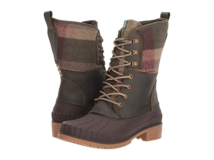 Kamik  Sienna 2 (Khaki) Womens Cold Weather Boots