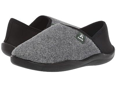 Kamik Kids Cozytime (Toddler/Little Kid/Big Kid) (Grey) Kids Shoes