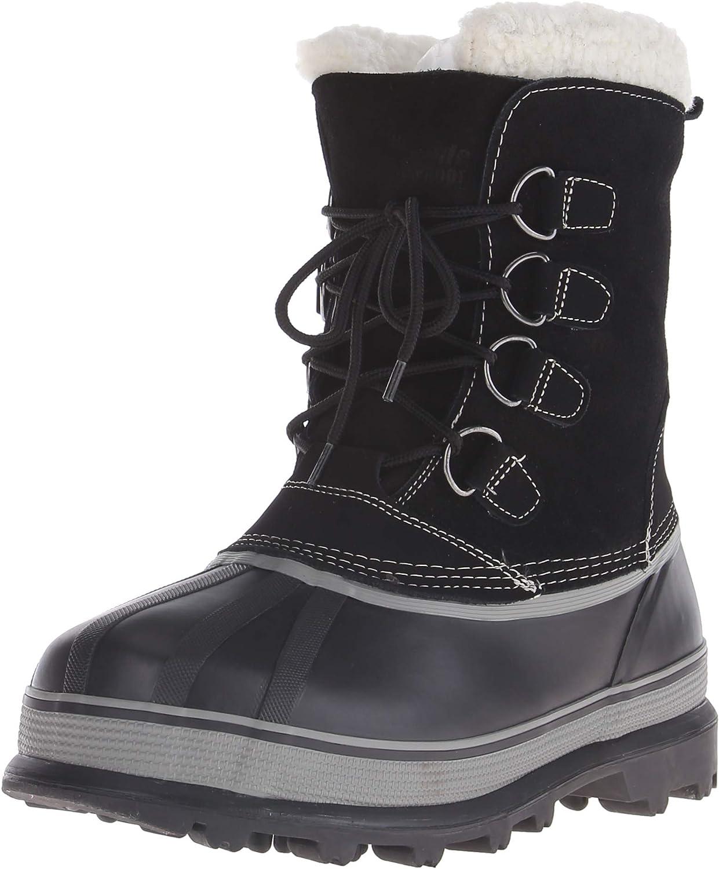 Northside Men's Back Country Waterproof Winter Snow Boot