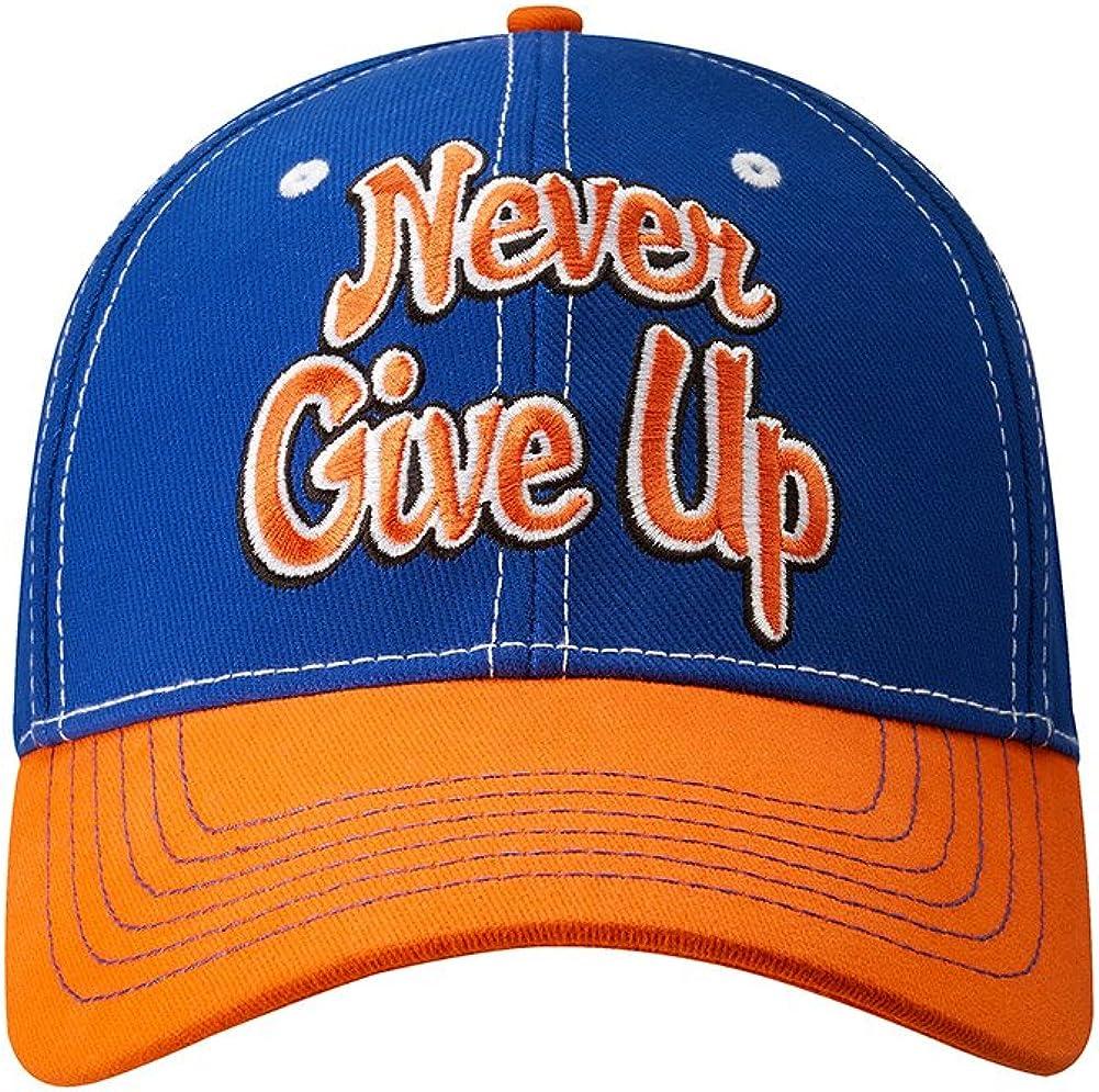 John Cena Respect. Earn It. Baseball Hat Royal Blue