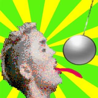Banger Cyrus - A Flying Wrecking Ball Game
