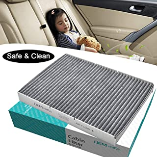 Car Pollen Cabin Air Conditioning Filter Includes Activated Carbon 1J0819644A 1J0819644 For Audi A3 TT Roadster 8L1 8N3 8N9 1996 1997 1998 1999 2000 2001 2002 2003