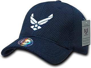 Rapiddominance Air Force Air Mesh Military Cap, Navy