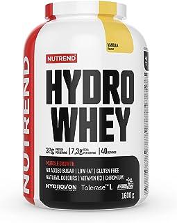 Nutrend Hydro Whey, Vanilla, 1600g
