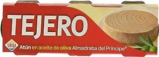TEJERO Atún Almadraba en aceite de oliva - 8ud de pack 3 latas (Total: 24 latas)
