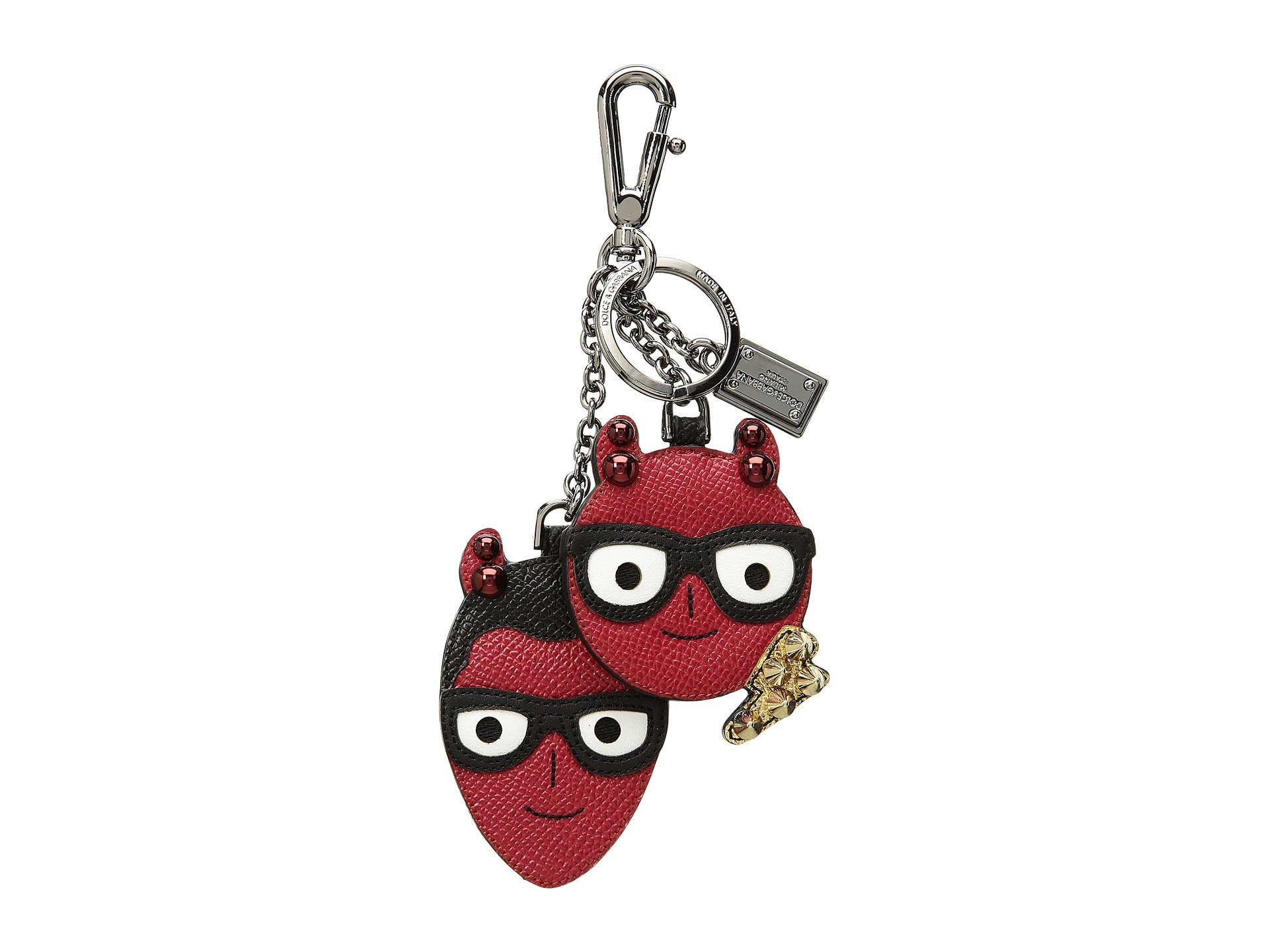 Billetera Clip para Hombre Dolce and Gabbana Devil Key Ring  + Dolce & Gabbana en VeoyCompro.net