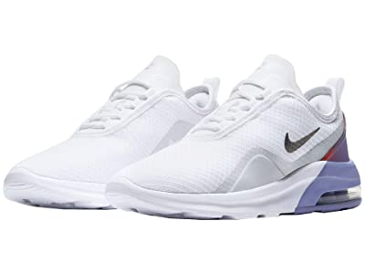 Nike Air Max Motion 2 (White/Multicolor/Light Thistle) Women