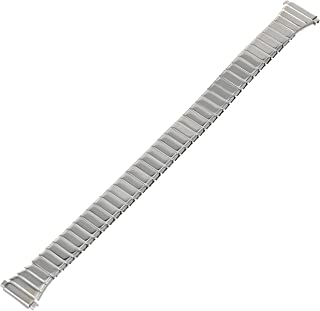 Timex Women's Q7B754 Stainless Steel Expansion 11-14mm Replacement Watchband