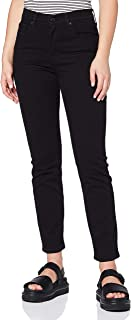 Levi's 724 High Rise Straight Jeans Femme